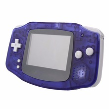 2017 Newest Original AGS-101 Brighter Screen Backlit For GBA Handheld Game Console For Game Boy Advance Gamepad Gaming Gifts