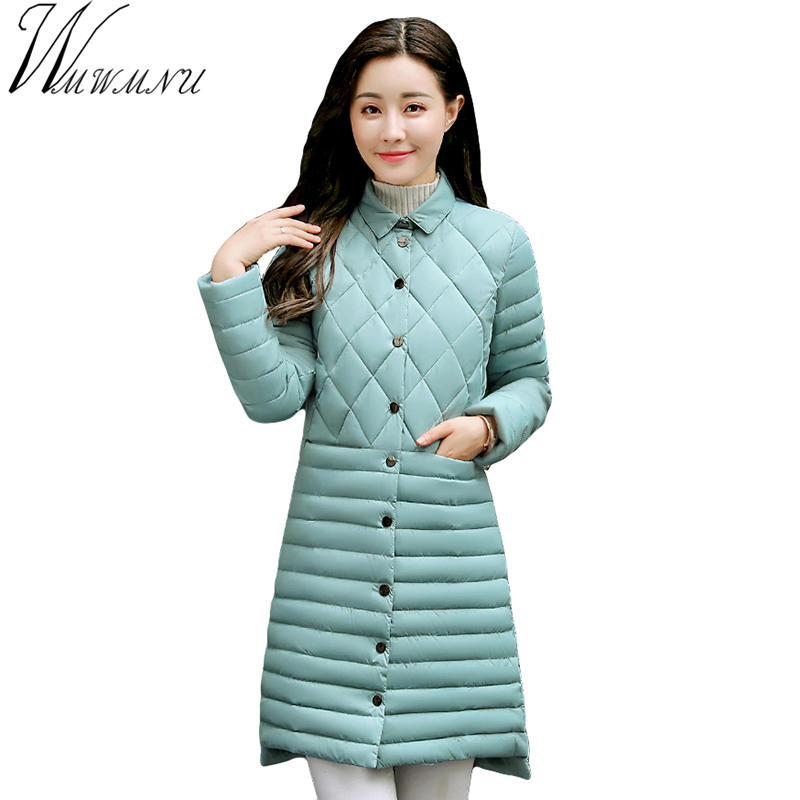 Wmwmnu New Arrival 2017 Spring autumn Jacket Women Fashion Womens Winter Coat Slim Long Sleeve Cotton padded Coats And JacketsÎäåæäà è àêñåññóàðû<br><br>