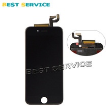 For iPhone 5 5s se 6 6s 6s plus 6+ 6s+ for iphone6 7 LCD Display Touch Screen Glass Complete Replacement Assembly black