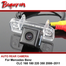 Mercedes Benz CLC 160 180 220 350 2008 - 2011 CCD Night Vision Back Reverse Camera Rear view Camera Car Parking Camera