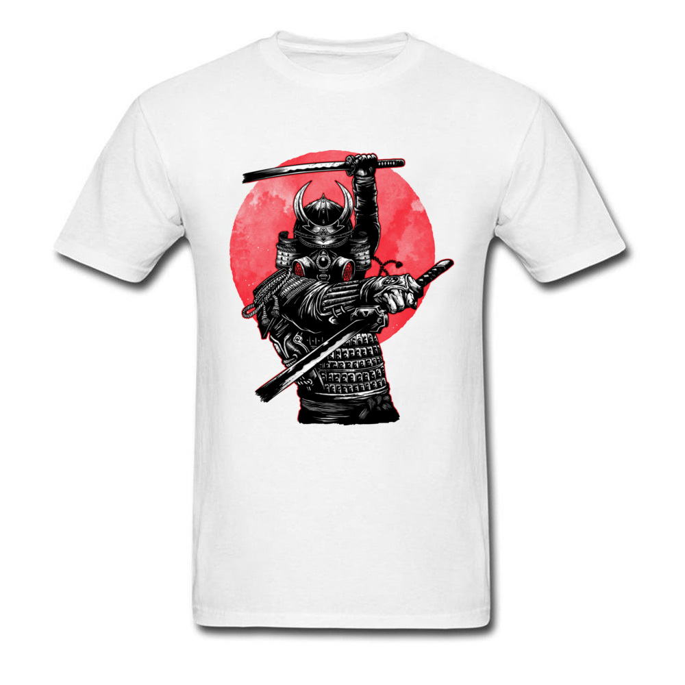 RONIN Crew Neck T Shirts Summer Tops & Tees Short Sleeve Discount 100% Cotton Geek Tops Tees Normal Mens Wholesale RONIN white