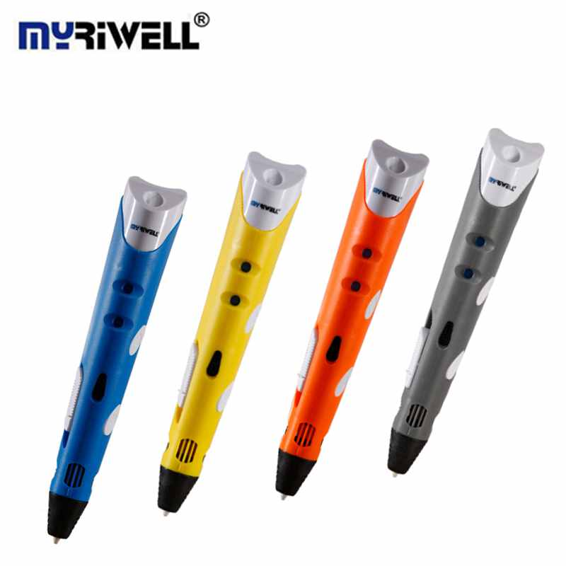 Myriwell Factory Outlet 3D Pen Add Free ABS Filame...