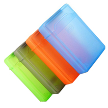 "5 PCS 3.5 ""Portable IDE Sata HDD External Case Hard Drive Case Hard Case Plastic Protection case(China)"