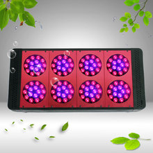 Wholesale Upgraded Apollo Led Grow Light 360W (120*3W),new genneration panel,non-stop working,high quality withdropshipping(China)