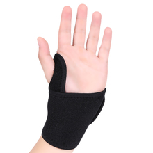 Wrist Guard Band Brace Support Carpal Pain Wraps Bandage Black Blue Bandage Wrist Brace Support High Quality