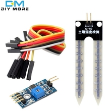 Soil Hygrometer Module Soil Moisture Hygrometer Detection Humidity Sensor Module For Arduino Development Board DIY