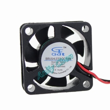 3PCS lot Gdstime 3010s 30MM 30 x 30 x 10MM 12V 2Pin DC Cooler Small Cooling Fan(China)