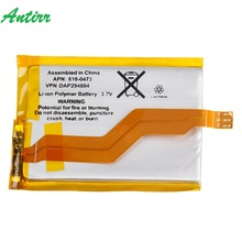 Antirr Brand New 3.7V iPod Touch 3rd 3g Gen Replacement Battery 8gb 16gb 32gb + Tools #30(China)
