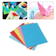 10 Sheets/Bag Multi Colour A4 Printing Paper 160g Uncoated Children Handmade Note(China)