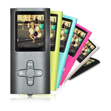 "IN STOCK! Fashion new 2GB Slim Digital MP3 MP4 Player 1.8"" LCD Screen FM Radio Video Games Movie Music Player LCD Screen"