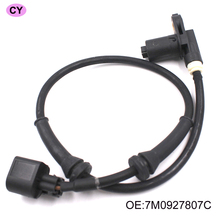NEW High Quality ABS Wheel Sensor Front Left Right For VW Ford Sharan Galaxy 7M0927807C 1048603