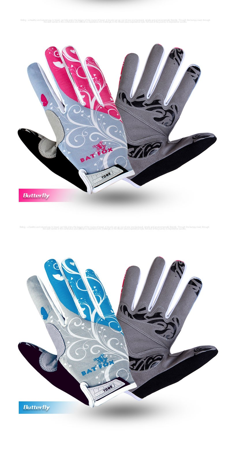 woman Cycling gloves_007