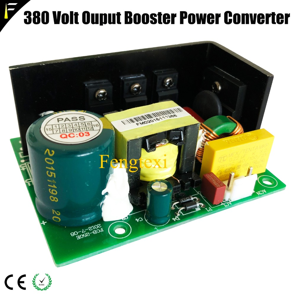 380v lamp power