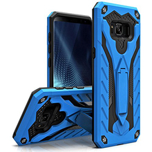 New Heavy Duty Hybrid Case for Iphone X 8 7 6s 6 5s Se Samsung Galaxy S7 Edge S8 Plus Note 8 Case Kickstand Cover Armor Man Back(China)