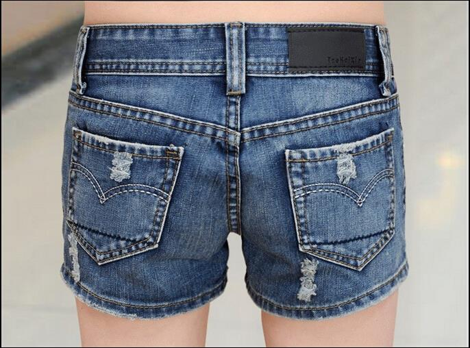 women shorts 2017 summer fashion women jeans denim shorts denim shorts size S-XL hip hop cool patch style slim style shortОдежда и ак�е��уары<br><br><br>Aliexpress