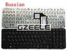 Russian NEW laptop keyboard FOR HP  G6-2000 G6-2001TX G6-2025 G6-2145TX G6-2200 G6-2100 RU Black WITH FRAME(NOT FIT G6 G6-1000)