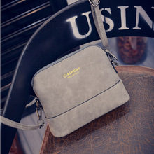 LIXUN Super Deal Fashion Women Letter Shell Bag Leather Handbags Famous Brands Shoulder Bag Laides Messenger Crossbody Bags(China)