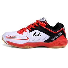 New Brand Men Badminton Shoes Professional Men Sneakers Breathable And Non Slip Table Tennis Shoes Big Size 39-45
