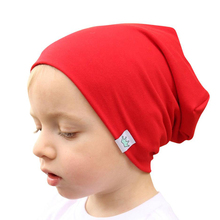 9 Color Baby Cap Hot sale Toddler Kids Baby Boy Girl Infant Cotton Soft Warm Hat Cap Beanie Feb16(China)