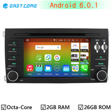 1024X60 4G LTE Android 6.0 Car DVD Player For Porsche Cayenne 2003-2010 Stereo Radio GPS Octa Core CPU 64-Bit 2GB RAM 26GB ROM