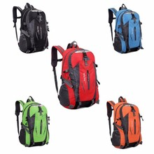 Waterproof Outdoor Climbing Backpack Military Camping Hiking Athletic Unisex Travel High Quality Tactical Bag Sport Rucksack Hot(China)