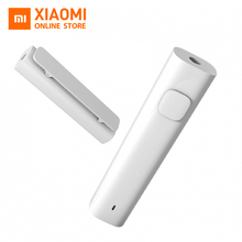 Original Xiaomi Bluetooth 4.2 Audio Receiver Wireless Adapter 3.5mm Audio Music Car Kit Speaker Headphone Hands Free young style(China)