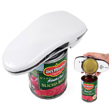 Hot Electric Opener Automatic Opener Electric Can Opener(China)