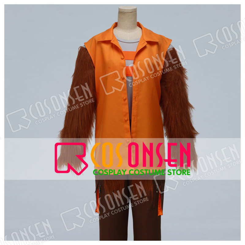 COSPLAYONSEN USJ Urfie Cosplay Costume full set new style adult costume