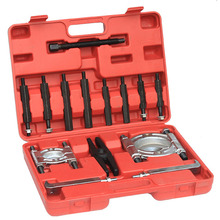14 Pcs Bearing puller seperator set bearing splitter, car repair tool(China)