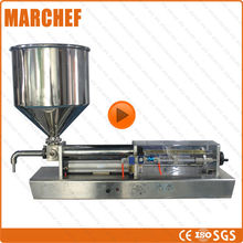 100-1000ml CE ISO Certificate automatic bottle filling machine(China)