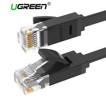 Ugreen Ethernet Cable CAT6 Lan Cable CAT 6 RJ45 250MHz 1000Mbps Network Ethernet Patch Cord for Computer Router Cable Ethernet(China)