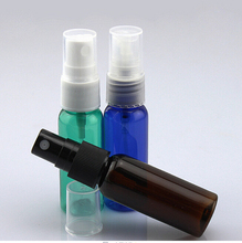 20ML Sample Mosquito Repellent Spray Fine Mist Make Up Perfume Packaging Bottle 20mlPet Cosmetic Spray Pump Perfume Empty Bottle