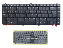 SSEA Brand new laptop US Keyboard For HP COMPAQ 511 515 516 610 615 CQ510 CQ511 CQ610