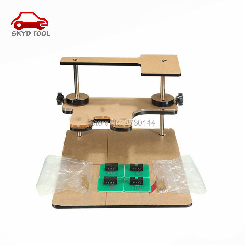 BDM FRAME with Adapters Set fit for BDM100 programmer/ CMD, bdm frame with China post freeshipping<br>