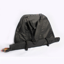 M109 Compound Bow Bag High-grade Soft Bow Package Black Printing For Archery Hunting Shooting(China)