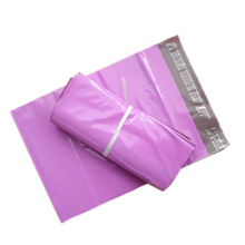 Pink Color Envelope/mailing bag/Courier Mailer Express Bag 8x13.5inch 20x34cm 100PCS Poly Storage Adesivos Bolsas De Plastico