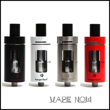 Original Kanger CLTANK 4.0 Tank Kanger CLTank 4ml Top Filling Sub ohm Tank With CLOCC Coil VS Cubis Pro Huge Vapor Atomizer