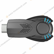 Hindo V5II Best Smart TV Stick Ezcast Miracast Dongle DLNA Airplay Mirrorop For IOS Android OS Windows better than android tv