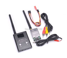 FPV 48CH 5.8G 600mw 5km Wireless AV Transmitter TS832 Receiver RC832 plus for FPV Multicopter RC Aircraft Quadcopter