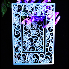 1 PC Mother's Day Frame 3D Cutting Dies Stencils Scrapbookings Cards Embossing Mother's Gifts DIY Crafts Sweet