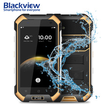 Blackview BV6000 Smartphone IP68 Waterproof MTK6755 Octa Core 3G RAM 32G ROM 13.0MP Mobile Phone 4.7 inch Screen 4G Cell Phone(China)