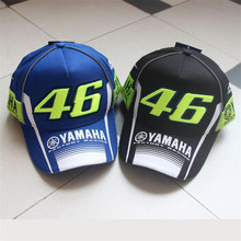 2017 New Design F1 Racing YMH Hat Motocycle Racing Cap MOTO GP VR 46 Cap Rossi Embroidery Cotton Trucker Baseball Cap Hat