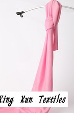 Baby Pink Ice Silk Fabric Used For Wedding Decoration(China)