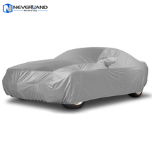 NEVERLAND Indoor Outdoor Full Car Cover Sun UV Snow Dust Resistant Protection Size S M L XL Car Covers(China)