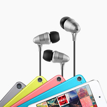 Metal Version Linear HIFI Fever Earplugs In-ear Professional Sound Quality Heavy Bass Hot Sale
