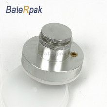 BateRpak Pneumatic/electric Pad printing machine spare part ink cup with ceramic ring and diameter 70mm 1 piece