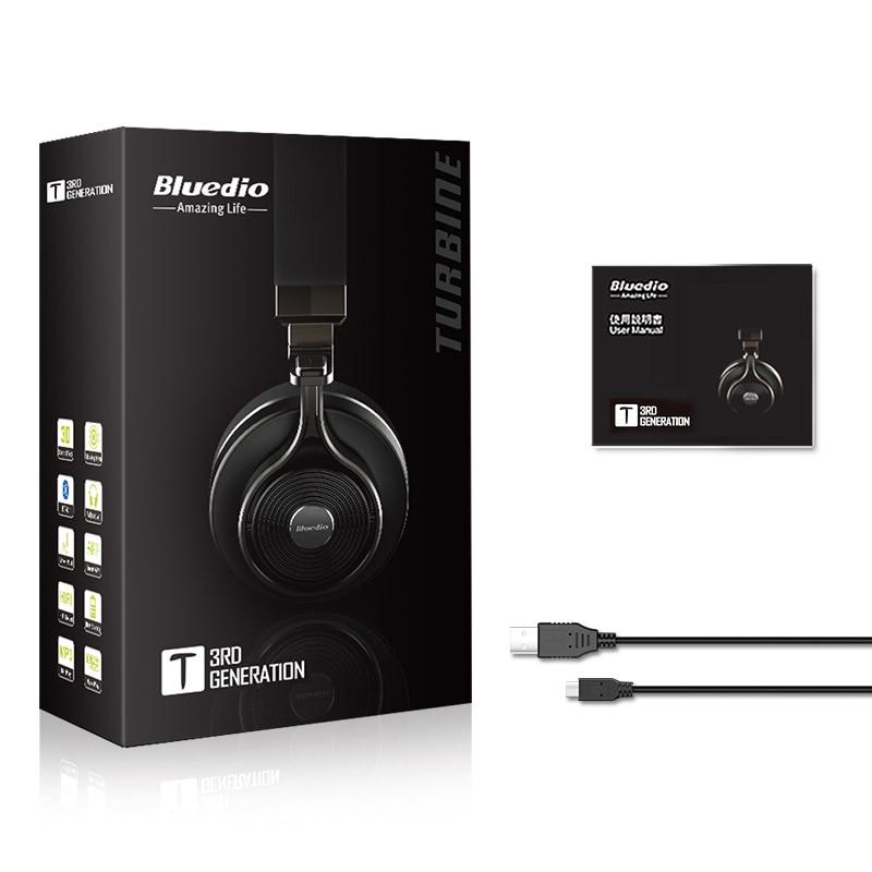 100% Orignal Bluedio headphones T3 Bluetooth4.1  Headphones headset with Microphone bluetooth headphone headsets for MP3 player<br><br>Aliexpress