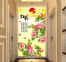Main cabinet wardrobe sliding door decals mirror cabinets refurbished stickers frosted window grilles glass film color film