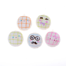 JETTING New 2017 Newest 5.5cm Squishy Buns Bread Shape Pendant Phone Charm To Phone Bag Toy Hot Selling Mobile Phone Strapes
