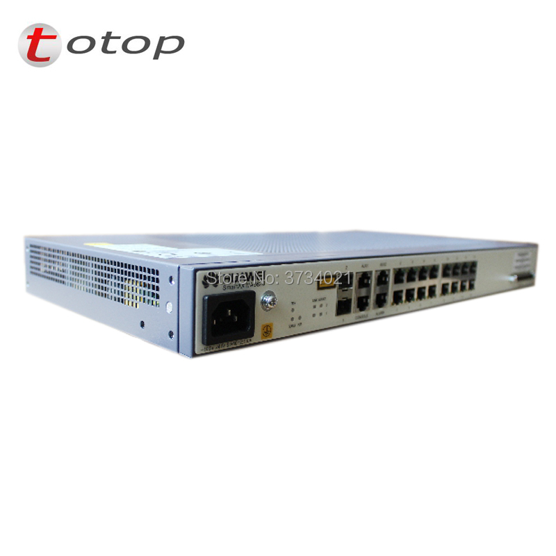 Original Huawei MA5620-16 GPON terminal ONT with 16 ethernet and 16 voice ports apply to FTTB 555